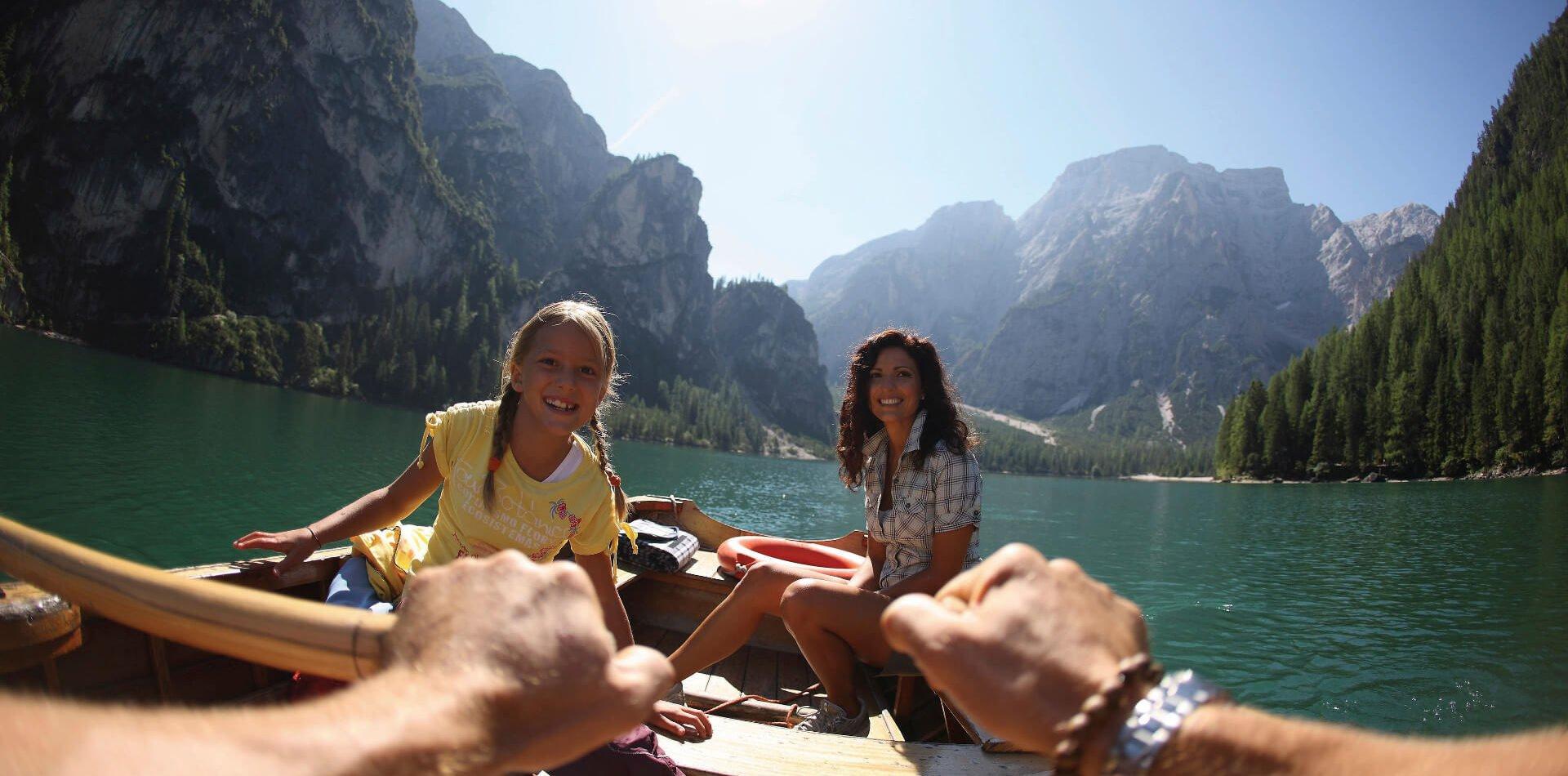 Sommerurlaub Südtirol