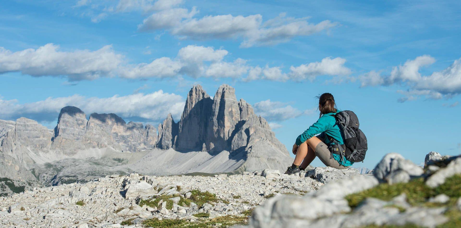 Wanderurlaub Dolomiten